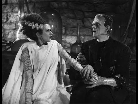 Bride of Frankenstein (1935) Audio Commentary Boris Karloff, Ernest Thesiger, Elsa Lanchester