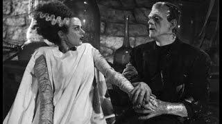 Bride of Frankenstein (1935) Audio Commentary Boris Karloff, Ernest Thesiger, Elsa Lanchester