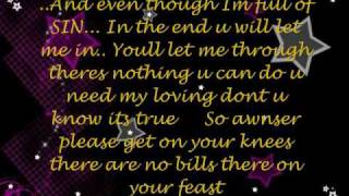 Calling Dr. Love - Lyrics!!