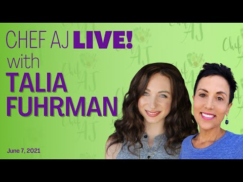 Delicious Vegan Desserts To Live For | Interview with Talia Fuhrman