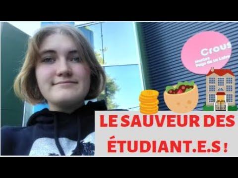 Le Crous : Bourse, Logement, Nourriture Et Culture