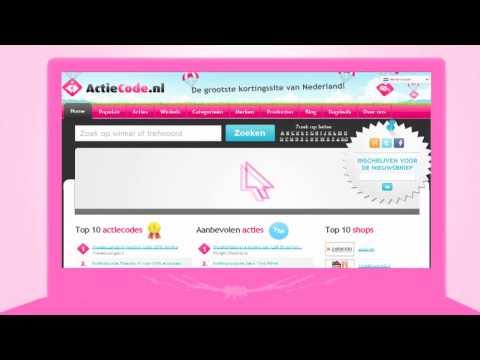 Actiecode.nl - De grootste kortingscode website van Nederland