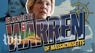 The political journey of Elizabeth Warren