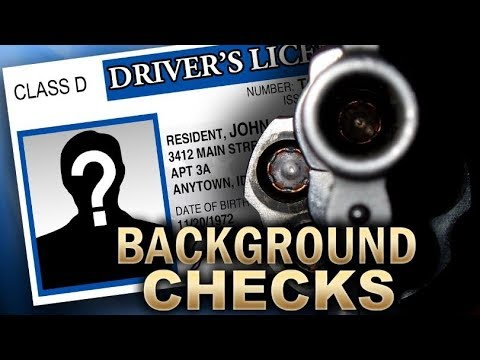 HR 8 Universal Background Check Bill