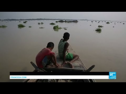 Download Youtube: Nepal, Bangladesh submerged by torrential rains and extreme flooding