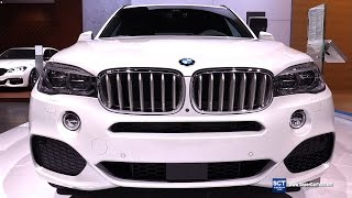 2016 BMW X5 xDrive 40e - Exterior and Interior Walkaround - 2015 LA Auto Show