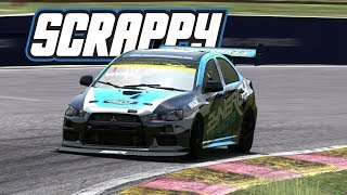 Automobilista: Scrappy (Lancer RS @ Oran Park)