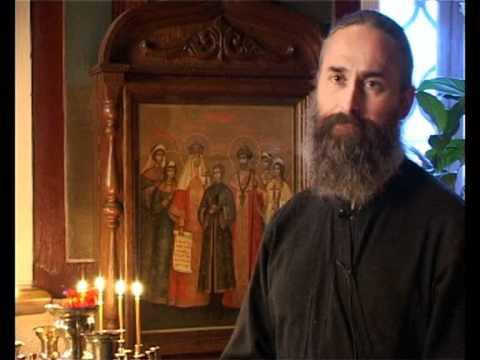 Монах Григорий об