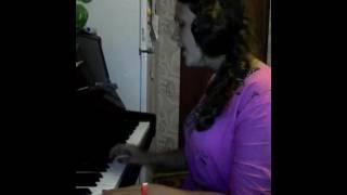 Девушка поёт христианские песни ч.2 (Christian songs)