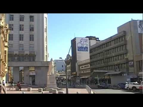 South Africa/Port Elizabeth town centre