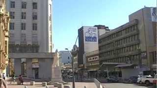 South Africa/Port Elizabeth town centre