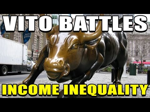 Vito Battles Income Inequality