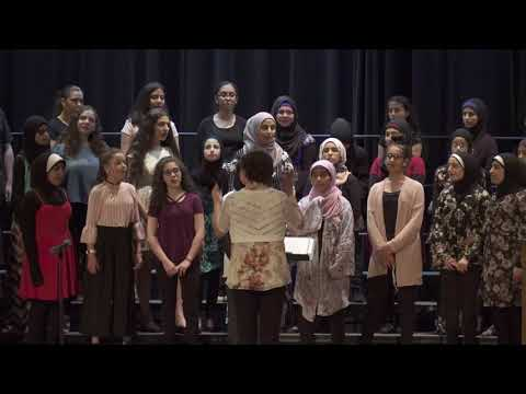 Lowrey Middle School 2018 Spring Vocal Concert