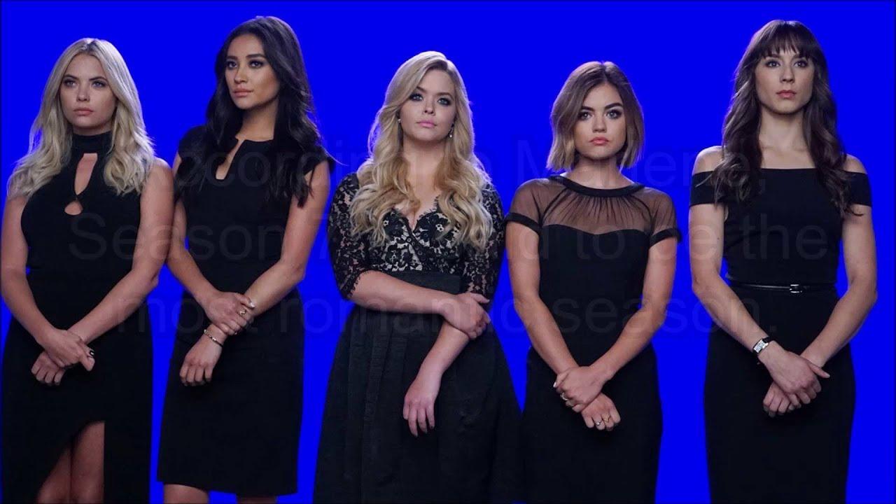 pretty little liars - season 7 spoilers - youtube