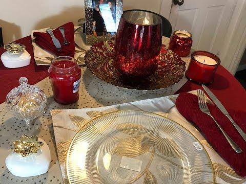 C mo decorar una mesa para que luzca rom ntica te va a for Como decorar una mesa