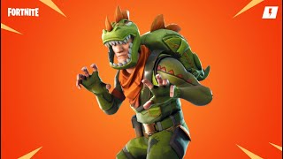 ANALYSISING NEW DINOSAURIO SOLDIER / FORTNITE SAVE THE WORLD