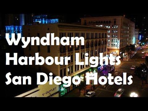Wyndham Harbour Lights, San Diego Hotels   California