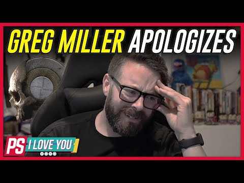 Greg Miller Apologizes for What He Did - PS I Love You XOXO Ep. 79