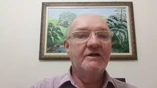 """""""Alegria em ser conquistado por Cristo"""" (Parte C) - Rev. Ismar do Amaral"""