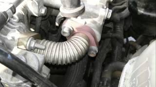 Czyszczenie Przepustnicy Naprawa Bledu P1125 Cleaning Thor Body And P1125 Error Fix