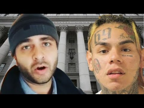 LAWYER Reacts To NEW EVIDENCE In 6IX9INE & TR3YWAY Case