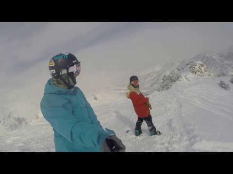 Powder Mountain - January - 3 feet Deep