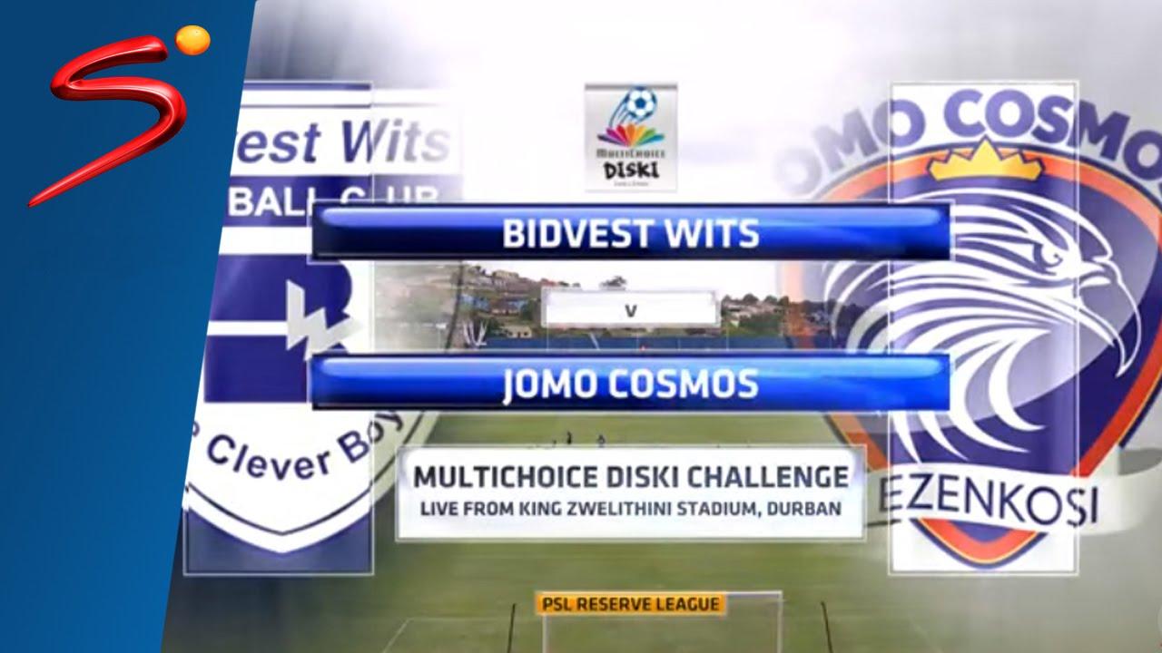 Jomo Cosmos VS Bidvest Wits