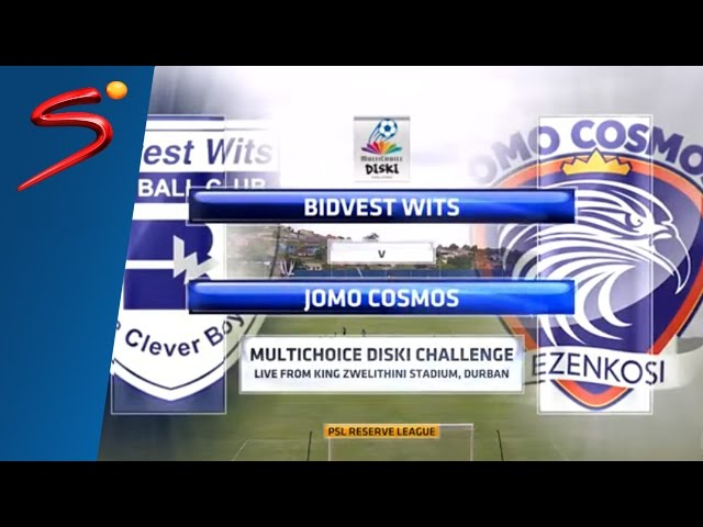 MDC Round 14 Highlights:  Bidvest Wits vs Jomo Cosmos