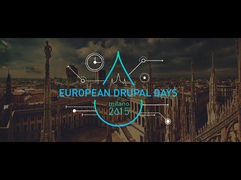European Drupal Days 2015 - Milan