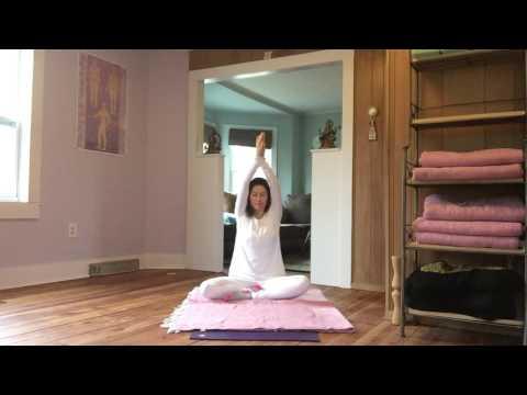 Yin Yoga for the Large Intestine Meridian