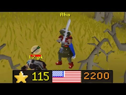 They Think They're Safe In The New 2200 Worlds (High Level Pking)