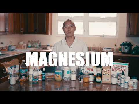 Health Supplements 101: The Magnesium Protocol; Supplements and Tips
