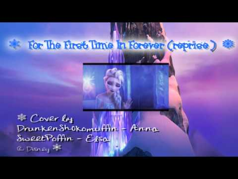 For The First Time In Forever Reprise - Frozen - cover by Julia Koep & Elsie Lovelock