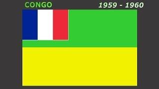 Flags of French colonies - Vlajky Francouzských kolonii
