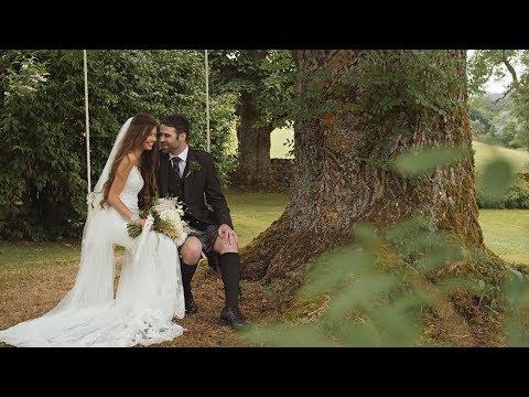 Emma & David | Wedding Film | Aswanley Wedding Venue | Aberdeenshire | Scotland