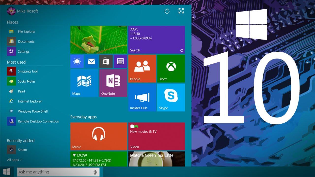 maxresdefault - Windows 10 Varsayılan Uygulamaları değiştirmek