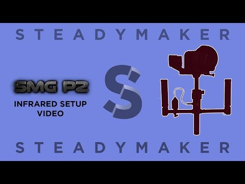The SteadyMaker SMG P2: 01 -  Infrared Connection Setup