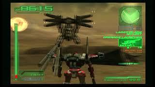 Armored Core 3 PS2 Destroy Massive MT