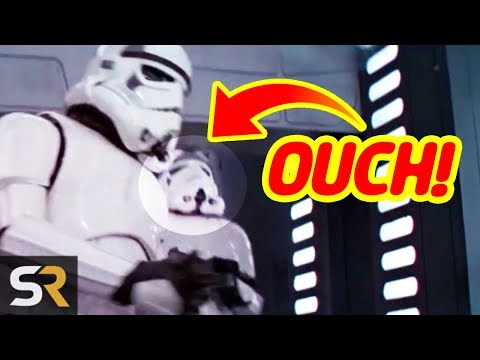 10 Actors Who Were Caught Making A Mistake In Movies