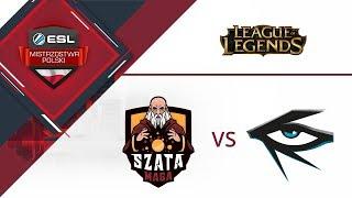 Szata Maga vs Illuminar Gaming | ESL Mistrzostwa Polski S16. W6D2