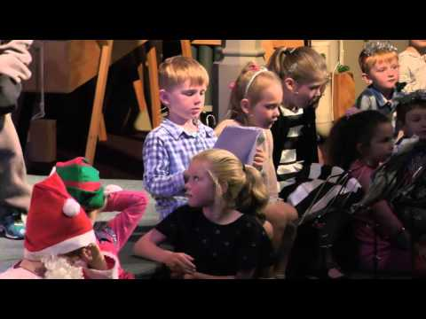 East Taieri School (Juniors) Christmas Concert 2015
