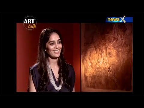 Art Talk - Mallika Advani / Pundole's Art Auction