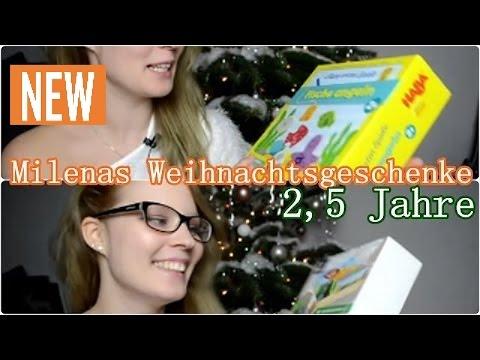 Milenas Weihnachtsgeschenke | 2,5 Jahre  Relax Music
