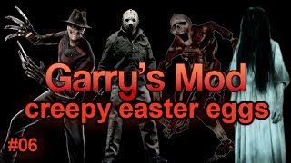 Garry's Mod Easter Eggs And Secrets | Ep #6 | HD