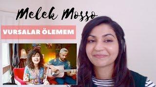 Melek Mosso - Vursalar Ölemem (cover)-- Reaction Video!