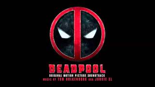 Deadpool Original Motion Picture Soundtrack Man in a Red Suit