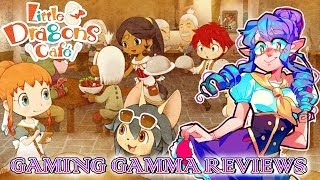 Little Dragons Cafe Review (Switch/PS4) An Excellent Return to Form|Gamma Review