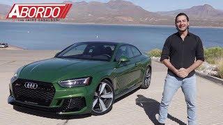Audi RS5 2018 Prueba A Bordo Completa
