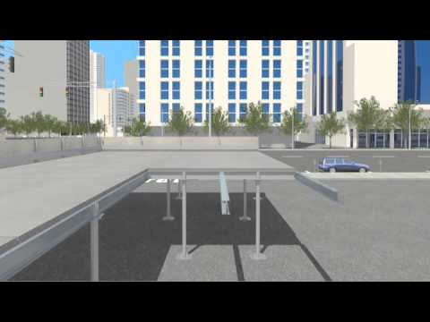 The More Park System Modular Parking Deck Youtube