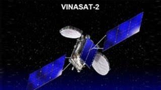 Vệ tinh Vinasat-2 sắp được phóng vào không gian